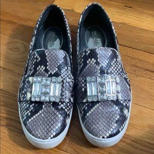MK slip on sneakers